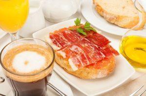 Desayuno Buffet para 2
