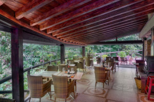 Restaurante de La Tahona de Besnes en Asturias